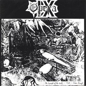 Лицевой свод: Классическая живопись и гравюра на обложках альбомов блэк-метала. Изображение № 21.