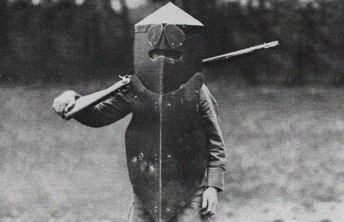 В ужасной форме: 7 видов военной экипировки, способной запугать до смерти. Изображение № 2.