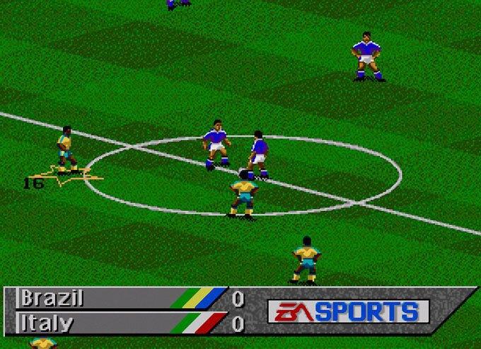 Потрачено: Как эволюционировали футбольные симуляторы. Изображение № 6.