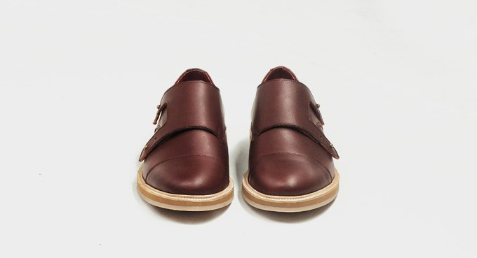 Новая марка: Мужские кожаные ботинки «Циркуль». Изображение № 9.
