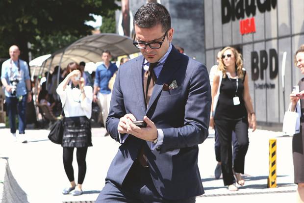 Детали: Репортаж с выставки мужской одежды Pitti Uomo. День заключительный. Изображение № 11.