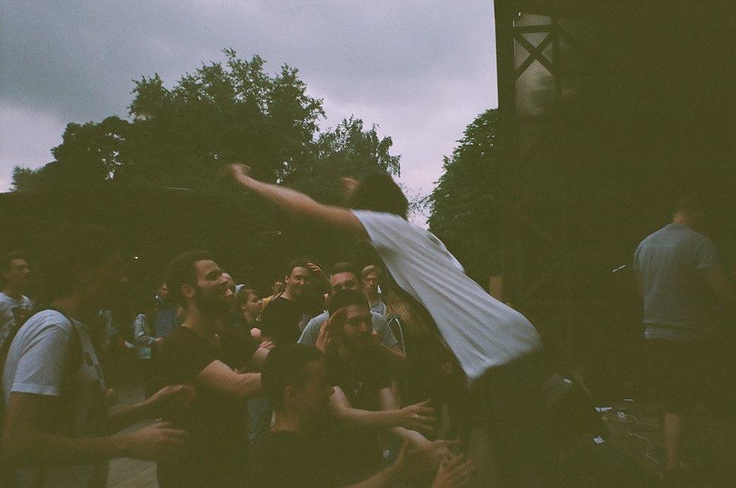 Парк-лайв: Фоторепортаж с фестиваля Матрошка. Изображение № 12.