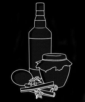 Коктейль: Henri's Gold Sour на основе пряного рома. Изображение № 2.