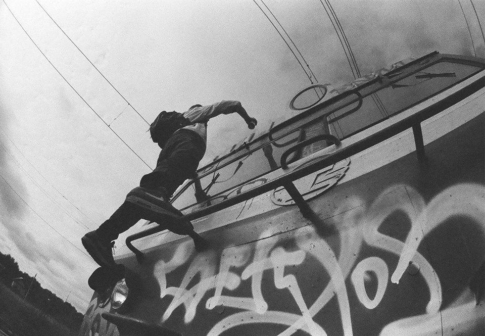 8 знаменитых фотографов, исследовавших мир граффити. Изображение № 20.