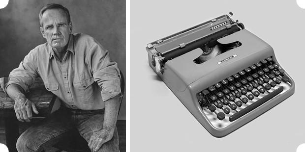 Маккарти был приверженцем одной печатной машинки — «Olivetti Lettera 22». Изображение № 32.