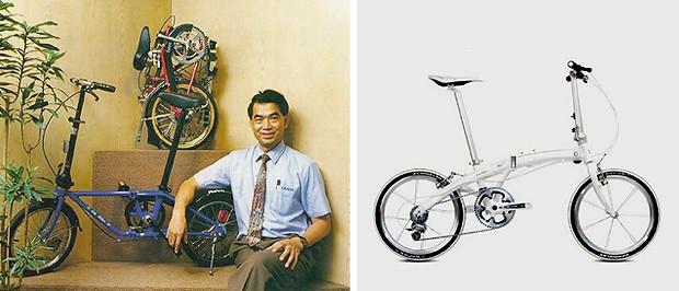 Велосложение: Путеводитель по складным велосипедам —зачем они нужны и как их найти. Изображение № 38.