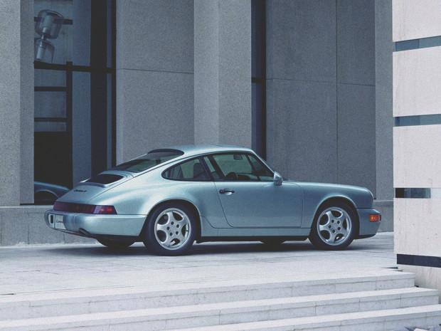Новый Porsche 911 и эволюция его предшественников. Изображение №16.
