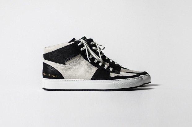 Марка Common Projects опубликовала лукбук осенне-летней коллекции обуви. Изображение № 16.