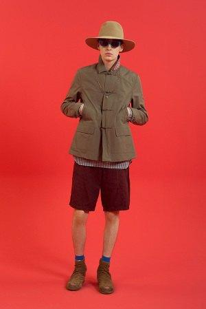Марка Undercover представила лукбук весенне-летней коллекции. Изображение № 15.