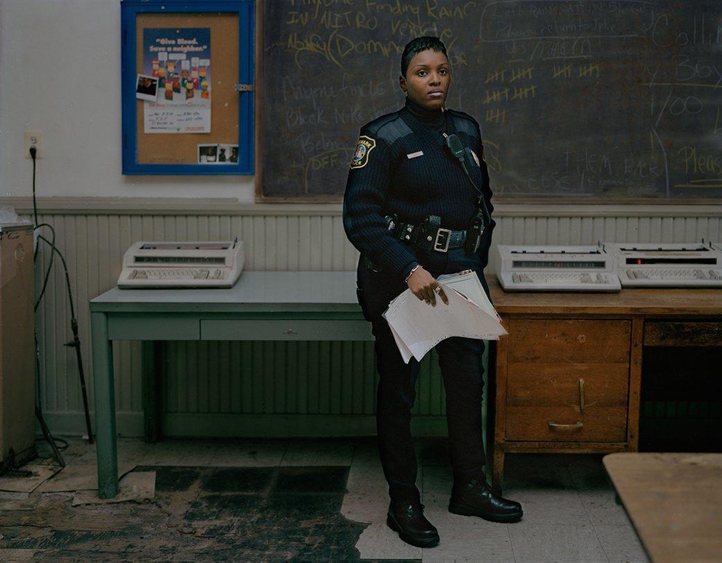 Несколько дней из жизни обычных американских полицейских. Изображение № 4.