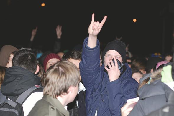 Бас атакует: Репортаж с фестиваля Dubstep Planet. Изображение № 10.