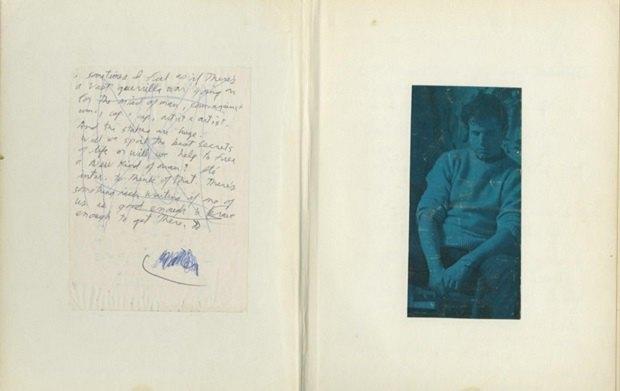 Дневник Джима Моррисона продадут на аукционе. Изображение № 1.