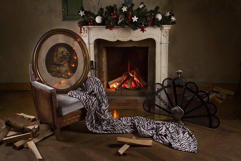 Ревизия пледов: Счастливого тебе Рождества, старый пёс. Изображение № 4.