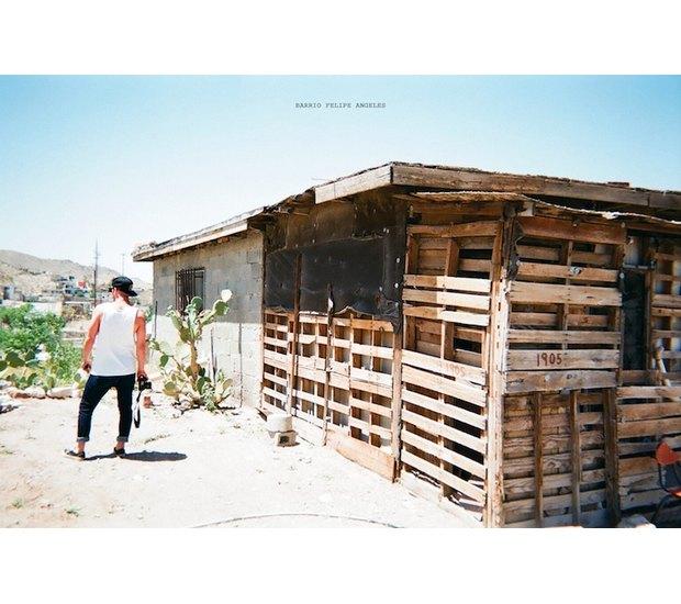 Марка FUCT опубликовала лукбук летней коллекции одежды. Изображение № 19.