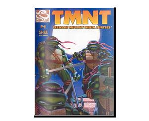 Самая полная история вселенной черепашек-ниндзя. Изображение № 6.