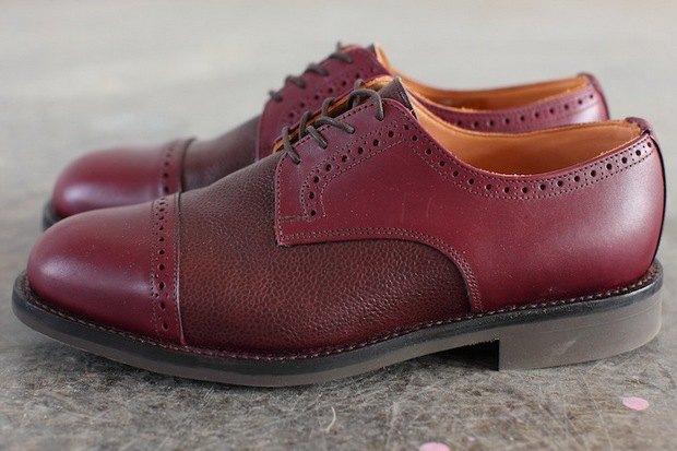 Дизайнер Марк МакНейри и петербургский магазин Mint выпустили совместную коллекцию обуви. Изображение № 5.