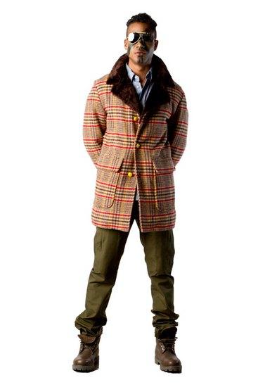 Марка Billionaire Boys Club опубликовала лукбук осенней коллекции одежды своей линейки Bee Line. Изображение № 8.