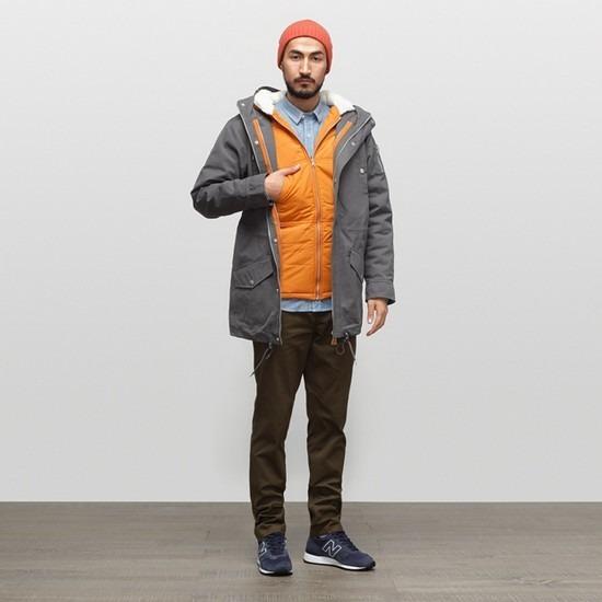 Магазин Kixbox опубликовал лукбук осенне-зимней коллекции одежды. Изображение № 11.