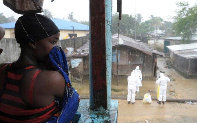 В США выяснили, что в худшем случае от лихорадки Эбола умрёт 1 миллион человек. Изображение № 1.