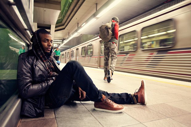 Марка Radii Footwear опубликовала лукбук новой коллекции обуви. Изображение № 9.