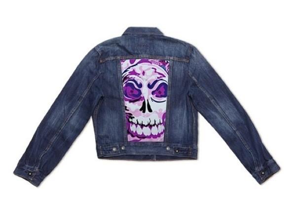 Изображение 3. Вышла коллекция джинсовых курток Levis x MoCA.. Изображение № 4.