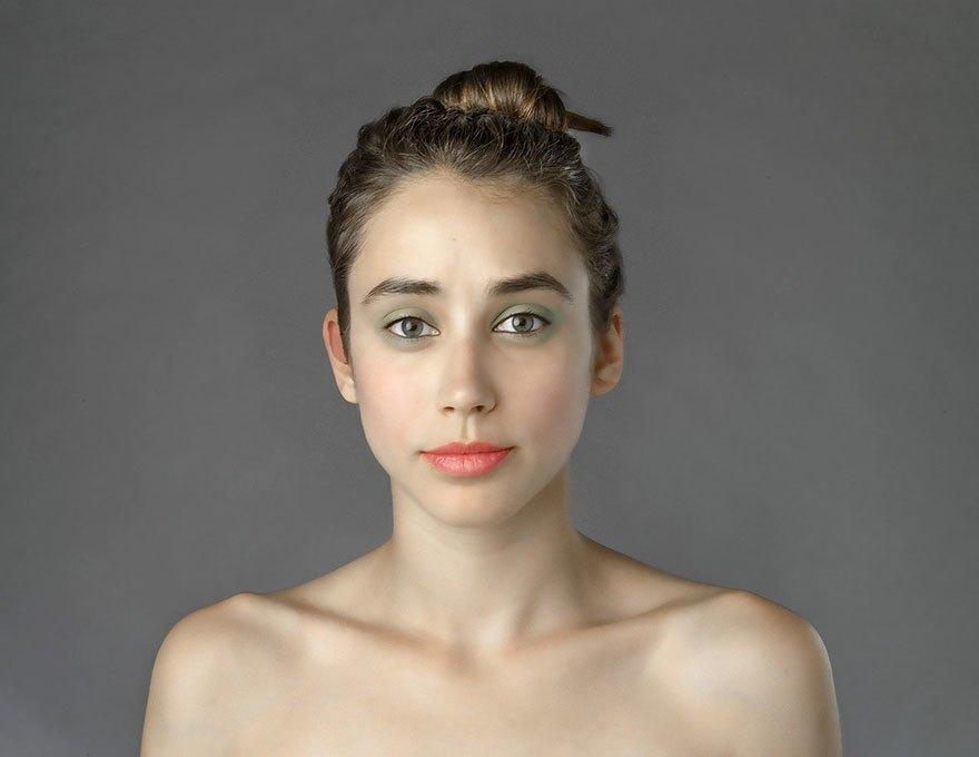 Как отличаются стандарты женской красоты в разных странах . Изображение № 22.