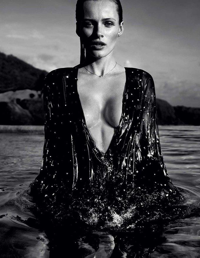 Модель Эдита Вилкевичуте снялась в фотосессии у фотографа Жана Велтерса. Изображение № 3.