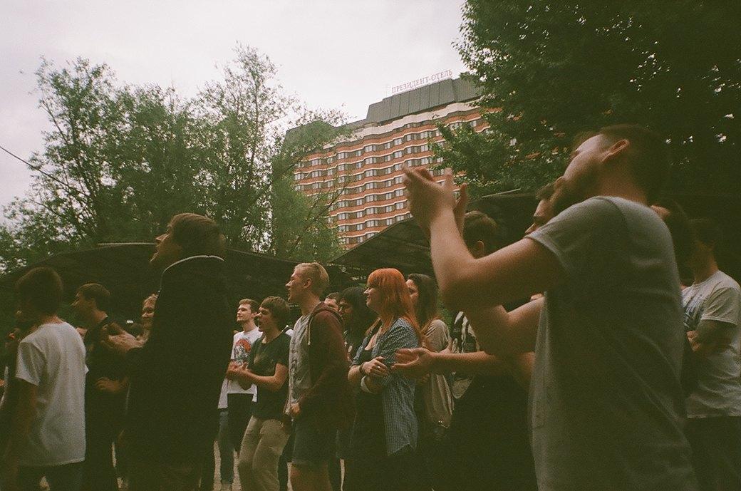 Парк-лайв: Фоторепортаж с фестиваля Матрошка. Изображение № 17.