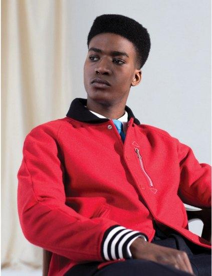 Марки Bedwin & The Heartbreakers и Adidas Originals выпустили совместную коллекцию одежды. Изображение № 11.