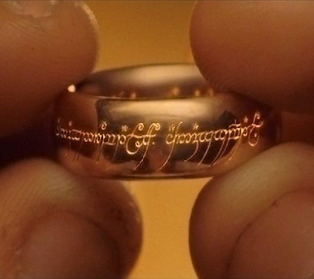 Кольцо Всевластия Толкиена впервые покажут публике. Изображение № 6.