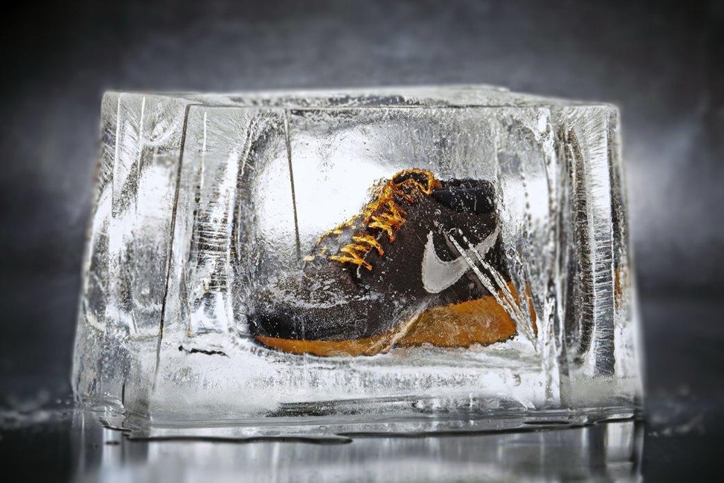 Тест-драйв зимних ботинок в кубах льда. Изображение № 7.