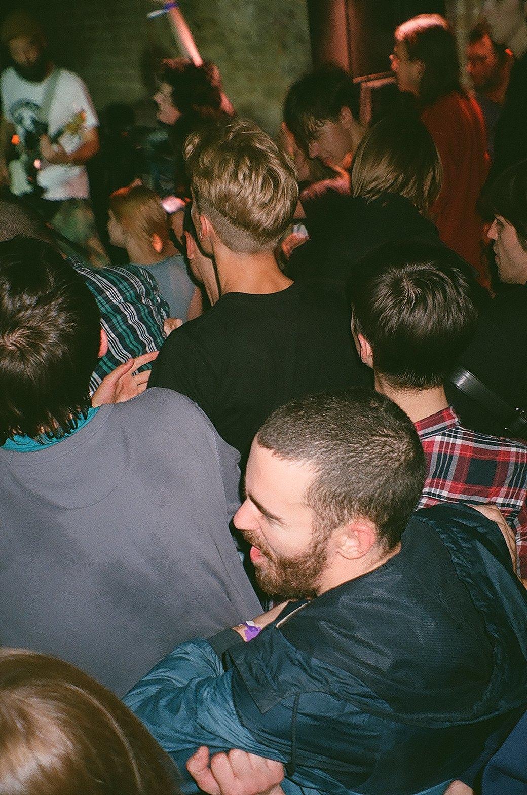 Фоторепортаж: «Замес» в клубе «Смена». Изображение № 2.