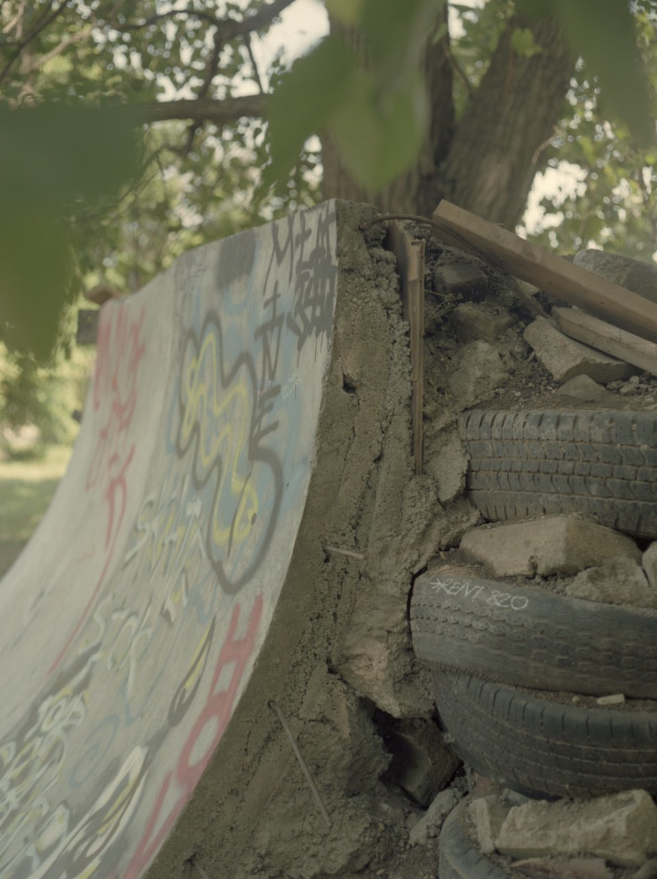 Как американские подростки построили скейт-парк в самом бедном районе Кливленда. Изображение № 14.