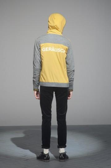 Японская марка Undercover выпустила лукбук осенней коллекции одежды. Изображение № 25.