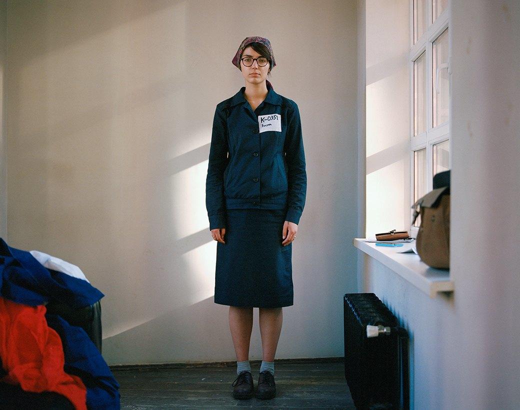 Не бойся: Катрин Ненашева о перформансах, своей выставке и женщинах в российских тюрьмах. Изображение № 1.