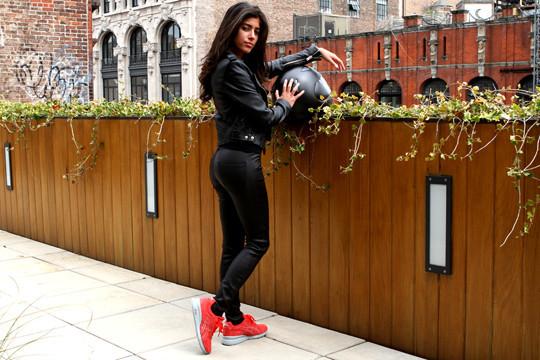 Ронни Фиг совместно с Asics представил новую модель кроссовок. Изображение № 6.