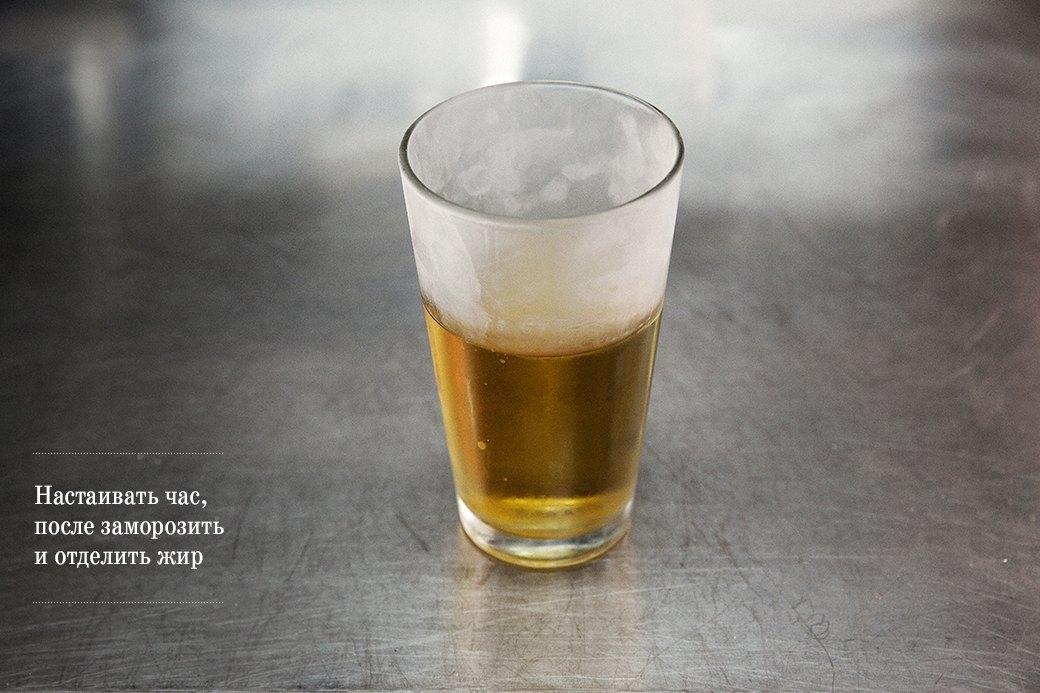 Масла в огонь: 4 алкогольных коктейля на основе жира. Изображение № 3.