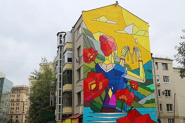 В конце февраля в Москве откроется групповая выставка The New Wave UNCUT. Изображение № 5.
