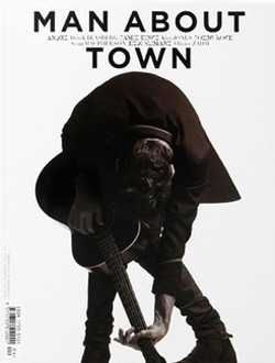 Special Issue: Мужской журнал Man About Town. Изображение № 5.