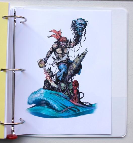 В сети появились иллюстрации приквела комикса «Хранители». Изображение № 13.