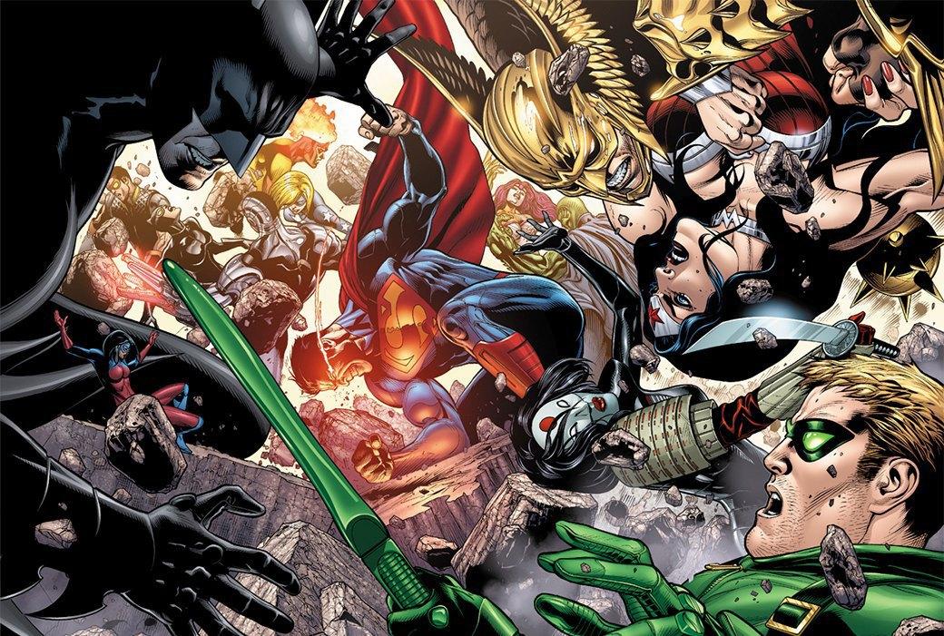 Как Marvel и DC противостоят друг другу на территории кино. Изображение № 1.