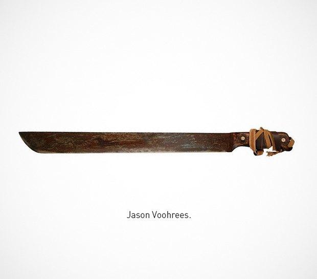 Итальянский дизайнер представил коллекцию ножей знаменитых персонажей. Изображение № 39.