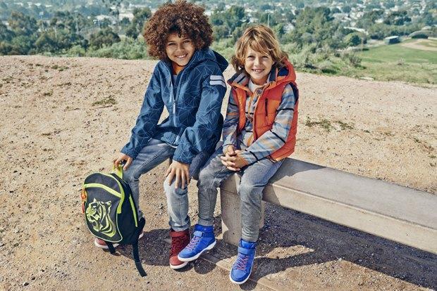 Марка H&M Sport опубликовала лукбук осенне-зимней коллекции . Изображение № 9.