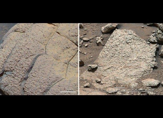 Марсоход Curiosity установил, что на Красной планете в прошлом были условия для жизни. Изображение № 3.