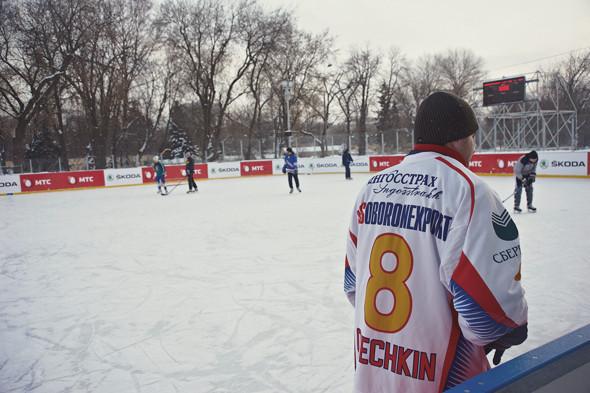 Репортаж с хоккейного турнира магазина Fott. Изображение № 8.
