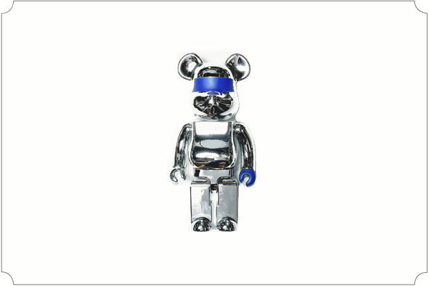 Редкий медвежонок Medicom Toy, подписан любимым художником.. Изображение № 26.