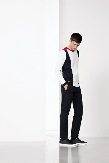 Марка Lacoste представила осеннюю коллекцию одежды. Изображение № 14.