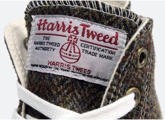 Шотландский материал Harris Tweed возвращает прежнюю популярность. Изображение № 8.