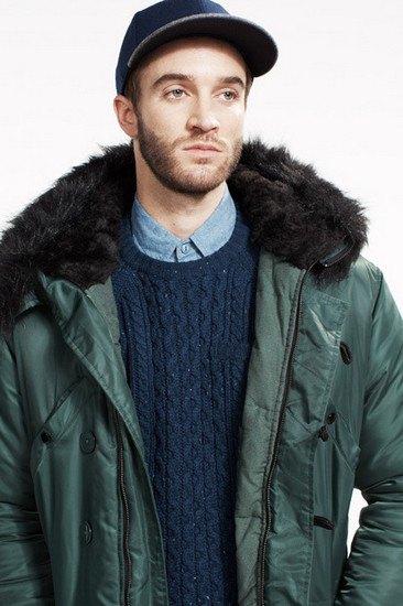 Марка Saturdays Surf NYC выпустила лукбук осенней коллекции одежды. Изображение № 2.