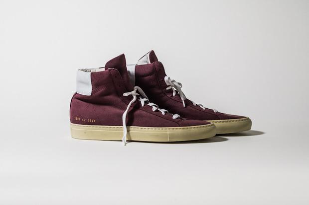 Марка Common Projects представила осеннюю коллекцию обуви. Изображение № 7.